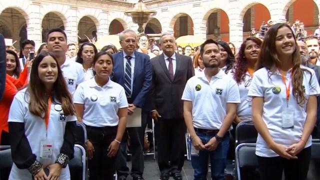 FOTO AMLO encabeza congreso de atención y prevención de adicciones (YouTube)