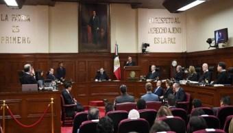 """Foto: El alcalde panista dijo que el proceso está """"viciado"""", 09 de octubre de 2019 (SCJN, archivo)"""