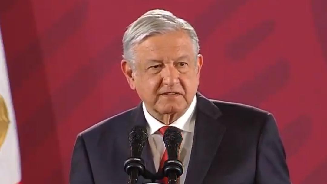 FOTO Transmisión en vivo: Conferencia de prensa AMLO 7 octubre 2019 (YouTube)