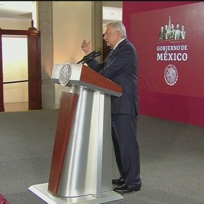 AMLO insiste en que recursos del narco se quedarán en México