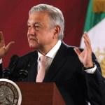 Foto: El presidente Andrés Manuel López Obrador durante su conferencia matutina en Palacio Nacional, el 15 de octubre de 2019 (Cuartoscuro)