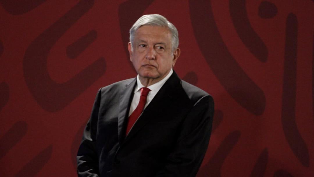 FOTO AMLO niega venganza política contra Eduardo Medina Mora (Cuartoscuro/Victoria Valtierra)