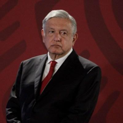 AMLO niega venganza política contra Medina Mora