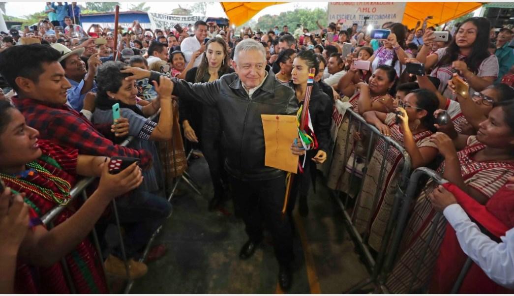 Imagen: AMLO y Trump destacaron la importancia de trabajar en el control del tráfico de armas, 19 de octubre de 2019 (PRESIDENCIA /CUARTOSCURO.COM)