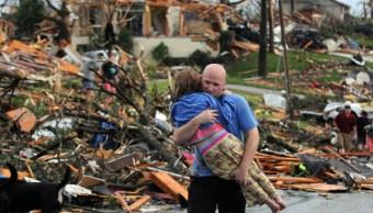 Foto: Científicos descubrieron una mezcla de dos temidos desastres, 16 de octubre de 2019, (AP, archivo)
