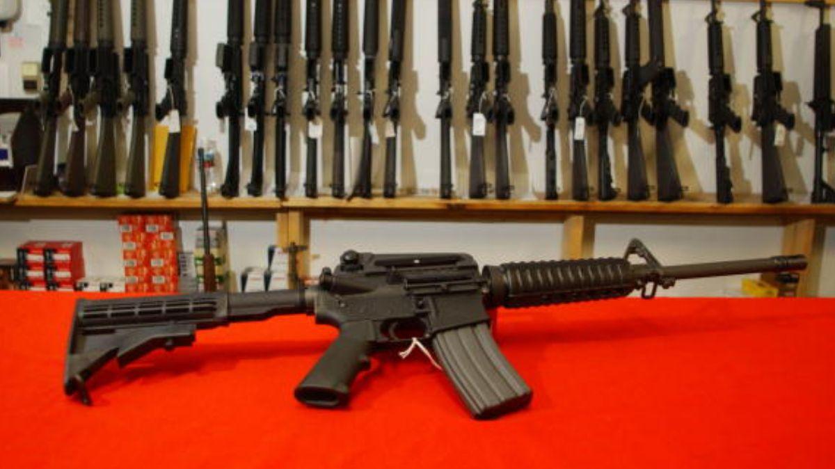 Venta de armas de fuego en Estados Unidos