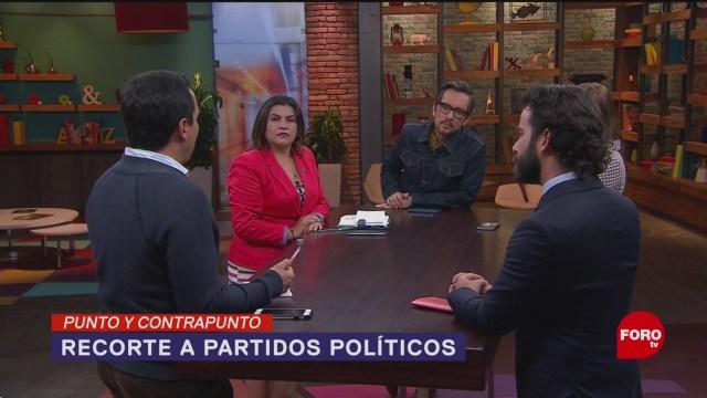Foto: Partidos Políticos Avanza Recorte 31 Octubre 2019