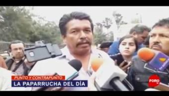 Foto: Bloqueo Taxistas Cdmx Paparrucha Día 8 Octubre 2019