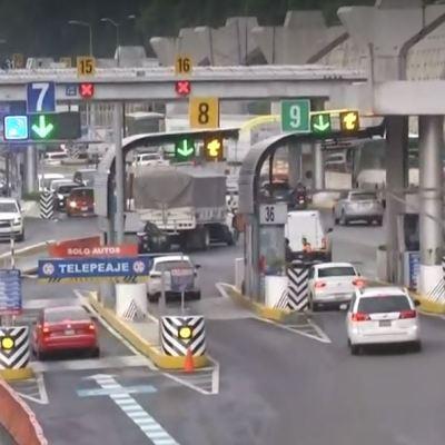 ¿Cuáles son los accesos carreteros donde prevén bloqueos de transportistas?