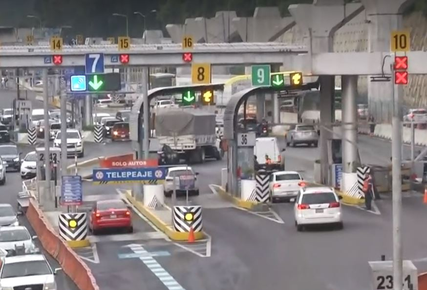 Foto: Los transportistas anuncian bloqueos en diferentes carreteras de México, el 29 de octubre de 2019 (Noticieros Televisa)