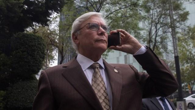 Imagen: Jaime Bonilla, gobernador de Baja California, el 28 de octubre de 2019 (Foto: Moisés Pablo /Cuartoscuro.com)