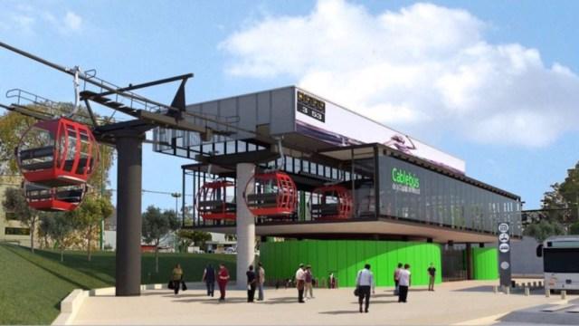 Encuesta: 91 por ciento da sí a proyecto de Cablebús en Gustavo A. Madero