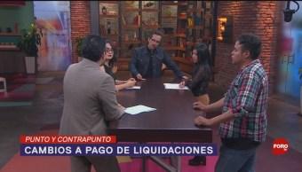 Foto: Cambios Pagos Liquidaciones IMSS 18 Octubre 2019