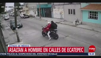 FOTO: Video Nuevo Asalto Ecatepec