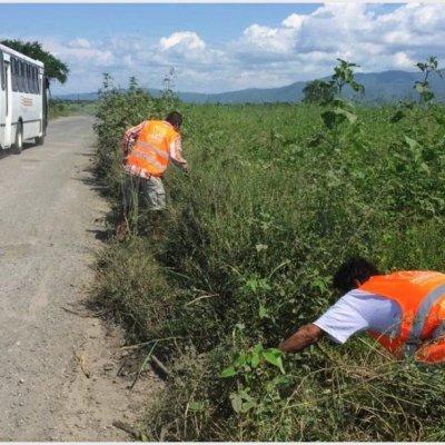 Reparan en Morelos carretera que AMLO calificó de 'vergonzosa'