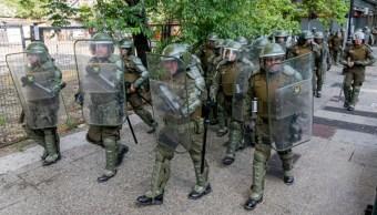 Foto: Con este incremento, serán un total de nueve mil 441 integrantes de las Fuerzas Armadas los que estarán desplegados en la Región Metropolitana para salvaguardar a la población