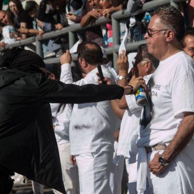 'Cinturón de Paz' será utilizado en las siguientes marchas: Sheinbaum
