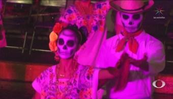 Foto: Yucatán Arranca Fiesta Día Muertos Vaquería Ánimas 29 Octubre 2019