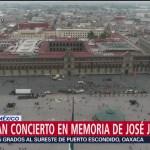 Foto: Concierto Memoria Homenaje José José CDMX 10 Octubre 2019