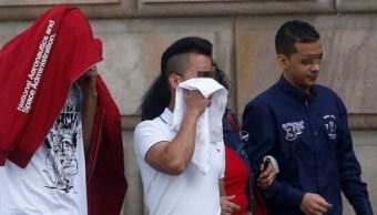 Foto: Condenados por abuso sexual los autores de violación múltiple en Manresa, España