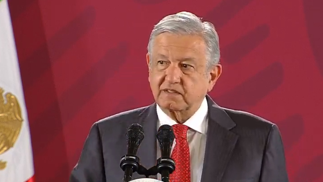 FOTO Transmisión en vivo: Conferencia de prensa AMLO 16 de octubre 2019 (YouTube)
