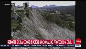 FOTO: Conmemoran 20 Años Deslizamiento Laderas Puebla