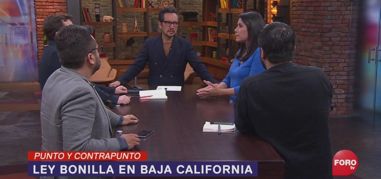 Foto: Consulta Ciudadana Favor Ley Bonilla BC 14 Octubre 2019
