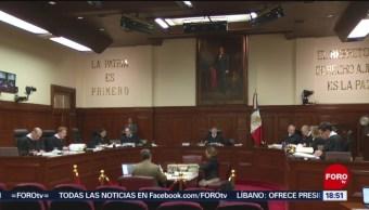 Foto: Ley Bonilla Corte Admite Impugnación Contra 24 Octubre 2019