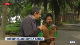 #CotorreandoconlaBanda: 'El Repor' suelto en Enrico Martínez y Tolsa