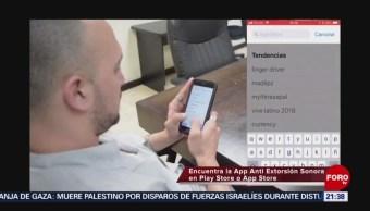 Foto: Aplicación Bloquear Números Extorsionadores Sonora 4 Octubre 2019