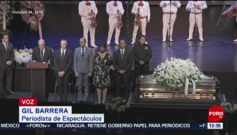 Creman cuerpo José José Florida EU