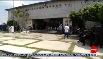 Custodios de penal de Atlacholoaya, Morelos, van a paro