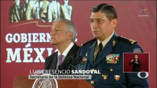 Foto: Quién Tomó Decisión Operativo Culiacán 31 Octubre 2019