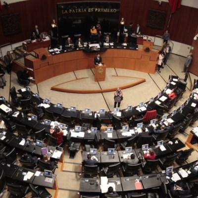 Aprueban en comisiones del Senado el Paquete Económico 2020