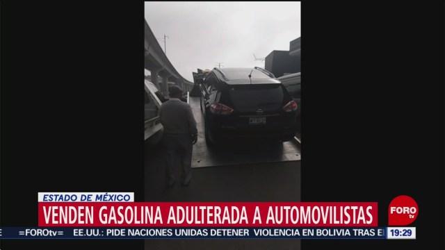 Foto: Carros Quedan Varados Supuesta Gasolina Adulterada 22 Octubre 2019