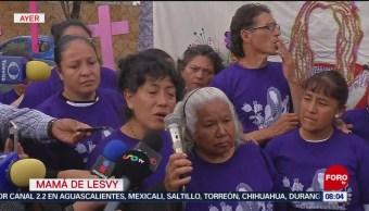 FOTO: Declaran culpable a exnovio de Lesvy de feminicidio agravado, 12 octubre 2019