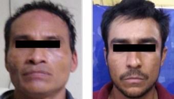 Foto: Los detenidos y lo asegurado fueron puestos a disposición del Ministerio Público para determinar la situación jurídica y su presunta responsabilidad