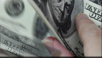 FOTO Dólar se mantiene a la baja, abre en 19.61 pesos en bancos (AP)