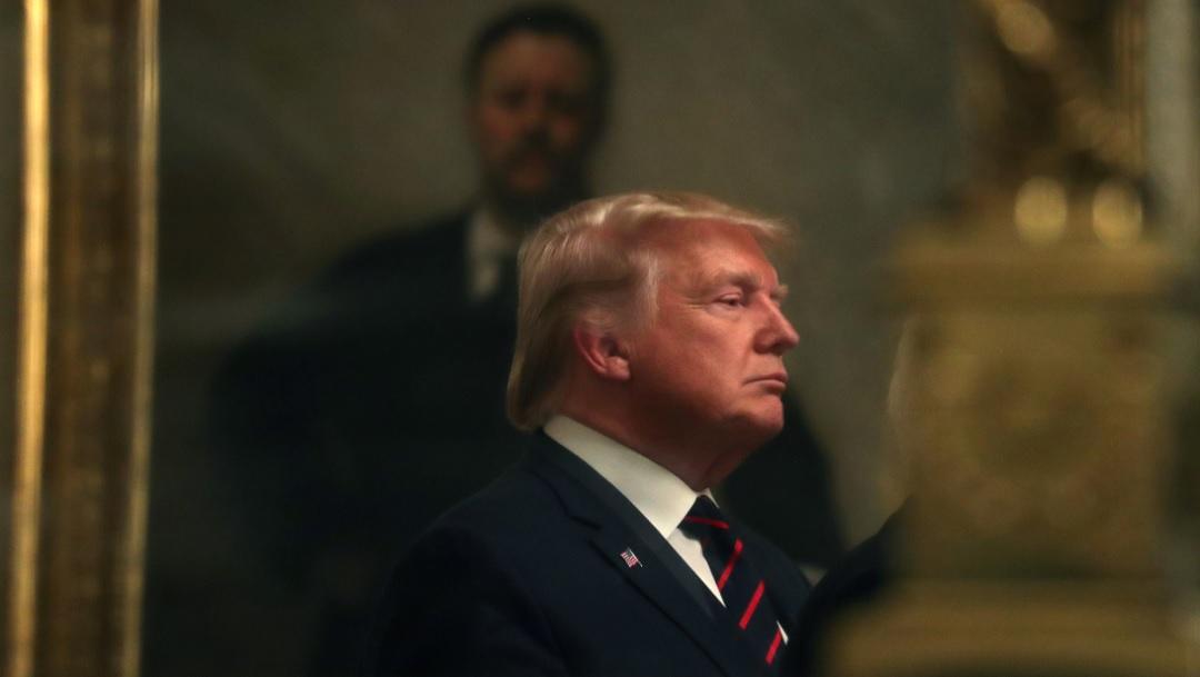 FOTO: Trump llamó enferma a Nancy Pelosi