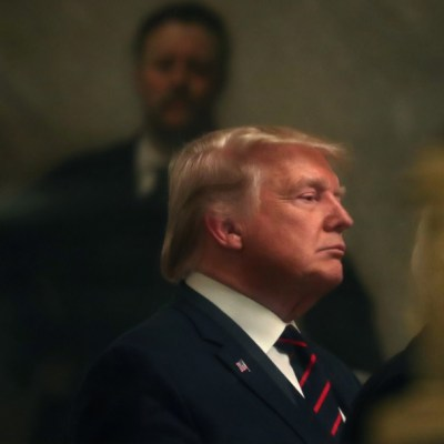Trump llama 'enferma' a la líder demócrata Nancy Pelosi tras tensa reunión sobre Siria