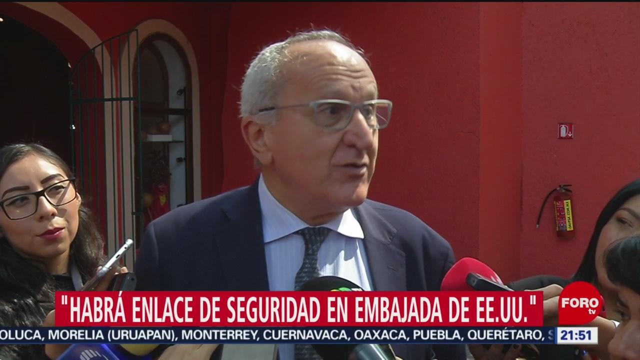 Foto: Eeuu Oficina México Combatir Tráfico Armas 23 Octubre 2019