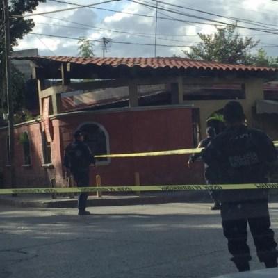 Un muerto y un herido tras ataque a restaurant en Cuernavaca