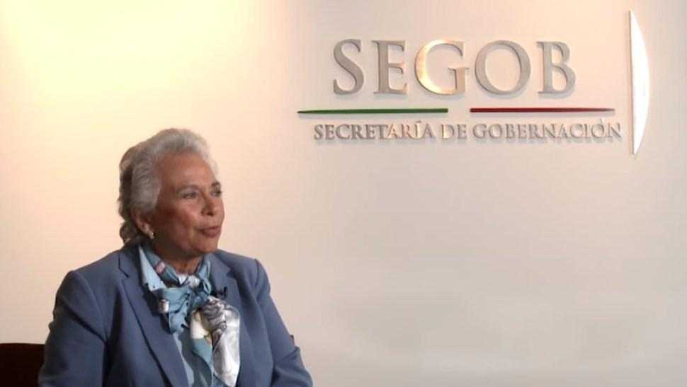 Foto: Sánchez Cordero Es tiempo de que México tenga una presidenta,15 de octubre de 2019, Ciudad de México