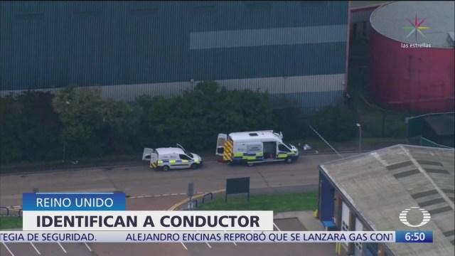 Eran de China, los 39 fallecidos en tráiler hallado en Essex