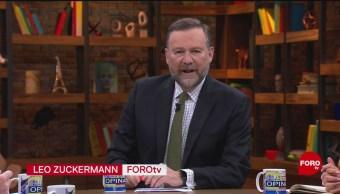Foto: Hora Opinar Leo Zuckermann Fortov Programa Completo 14 Octubre 2019