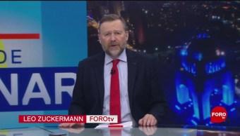 Foto: Hora Opinar Leo Zuckermann Fortov Programa Completo 3 Octubre 2019