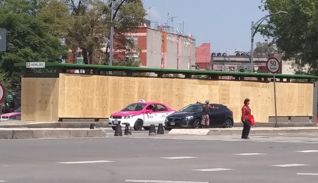 estacion del metrobus hidalgo (1)