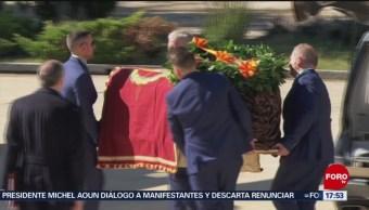 FOTO: Exhuman restos Franco España