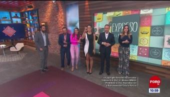 Expreso de la Mañana del 16 de octubre con Esteban Arce (Parte 2)