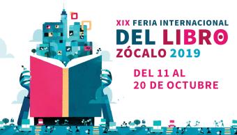 Foto Feria del Libro del Zócalo 2019 Todo lo que necesitas saber
